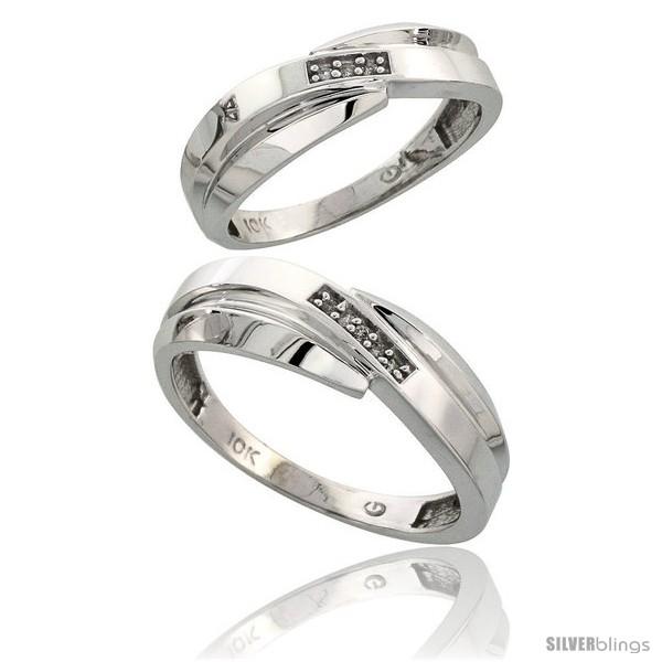 https://www.silverblings.com/18451-thickbox_default/10k-white-gold-diamond-wedding-rings-2-piece-set-for-him-7-mm-her-6-mm-0-05-cttw-brilliant-cut.jpg