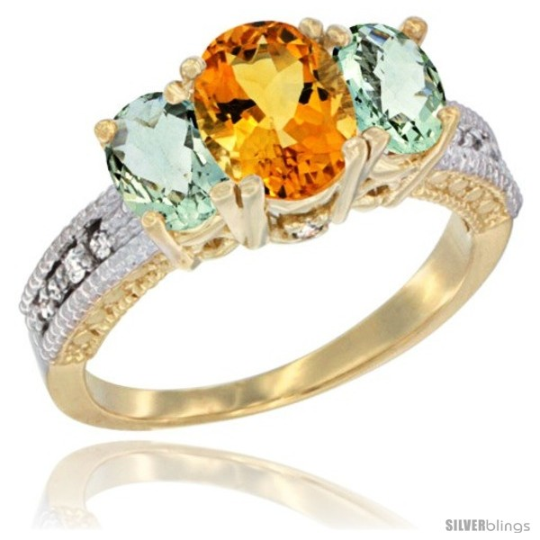 https://www.silverblings.com/18464-thickbox_default/14k-yellow-gold-ladies-oval-natural-citrine-3-stone-ring-green-amethyst-sides-diamond-accent.jpg