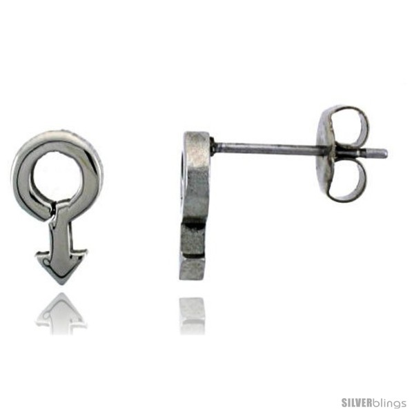 https://www.silverblings.com/1864-thickbox_default/small-stainless-steel-male-symbol-stud-earrings-3-8-in-high.jpg