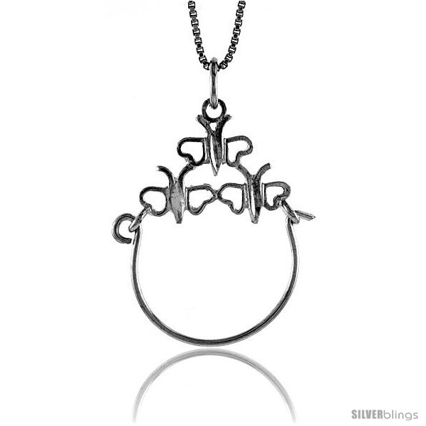 https://www.silverblings.com/18656-thickbox_default/sterling-silver-charm-holder-pendant-1-1-16-in-tall.jpg