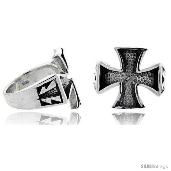 https://www.silverblings.com/18840-thickbox_default/sterling-silver-maltese-iron-cross-gothic-biker-ring-3-4-in-wide.jpg