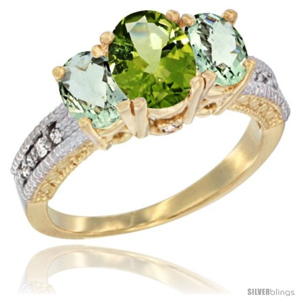 https://www.silverblings.com/18967-thickbox_default/14k-yellow-gold-ladies-oval-natural-peridot-3-stone-ring-green-amethyst-sides-diamond-accent.jpg