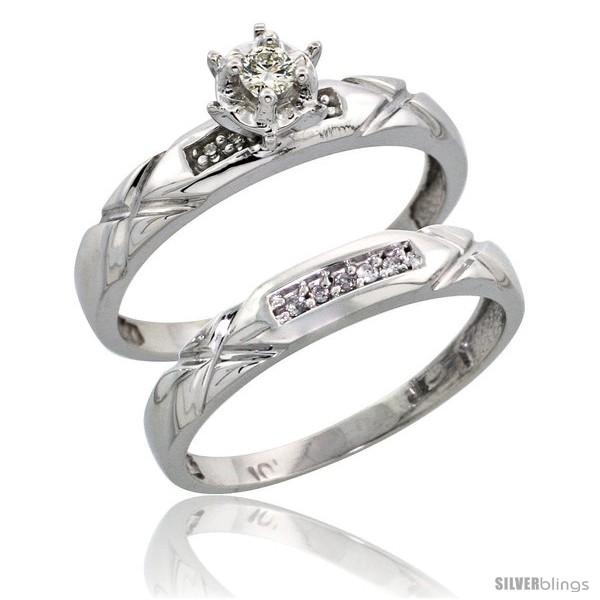 https://www.silverblings.com/19057-thickbox_default/10k-white-gold-ladies-2-piece-diamond-engagement-wedding-ring-set-1-8-in-wide.jpg