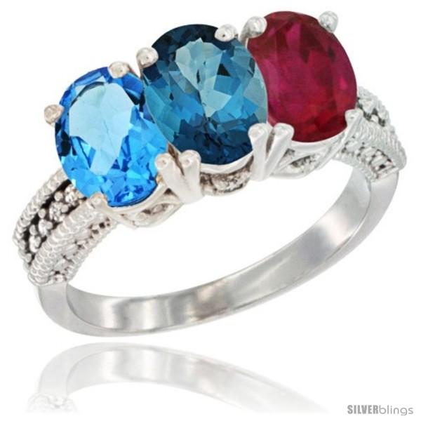https://www.silverblings.com/19319-thickbox_default/14k-white-gold-natural-swiss-blue-topaz-london-blue-topaz-ruby-ring-3-stone-7x5-mm-oval-diamond-accent.jpg