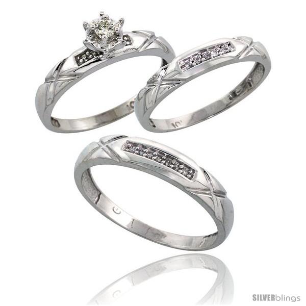 https://www.silverblings.com/19411-thickbox_default/10k-white-gold-diamond-trio-wedding-ring-set-his-4mm-hers-3-5mm.jpg