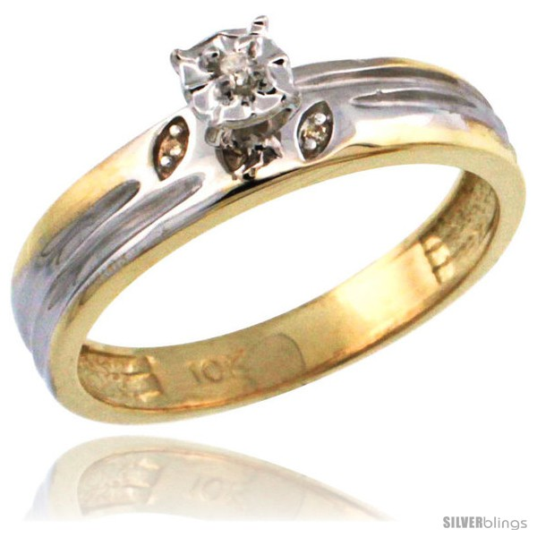 https://www.silverblings.com/19415-thickbox_default/10k-gold-diamond-engagement-ring-w-0-03-carat-brilliant-cut-diamonds-5-32-in-4-5mm-wide.jpg