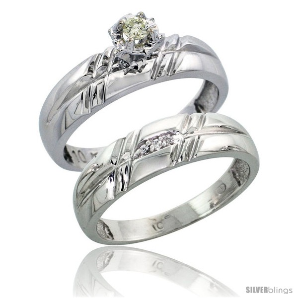 https://www.silverblings.com/19774-thickbox_default/10k-white-gold-ladies-2-piece-diamond-engagement-wedding-ring-set-7-32-in-wide-style-10w105e2.jpg