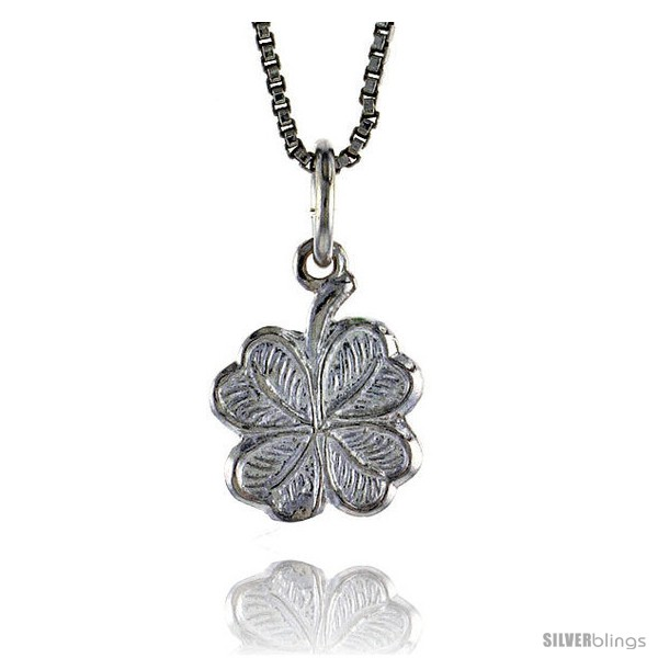 https://www.silverblings.com/20038-thickbox_default/sterling-silver-4-leaf-clover-pendant-1-2-in-tall.jpg