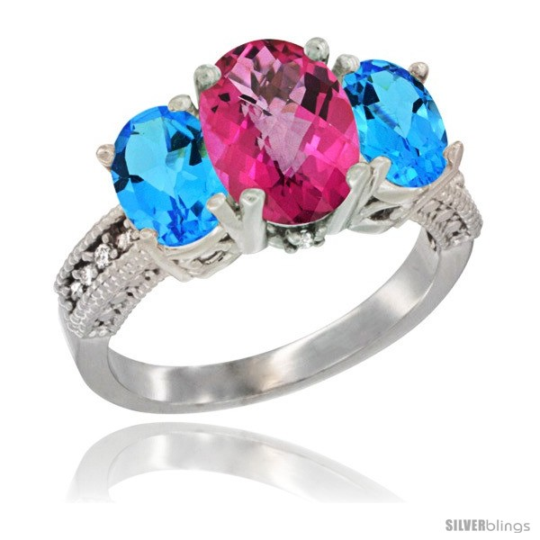 https://www.silverblings.com/20124-thickbox_default/14k-white-gold-ladies-3-stone-oval-natural-pink-topaz-ring-swiss-blue-topaz-sides-diamond-accent.jpg