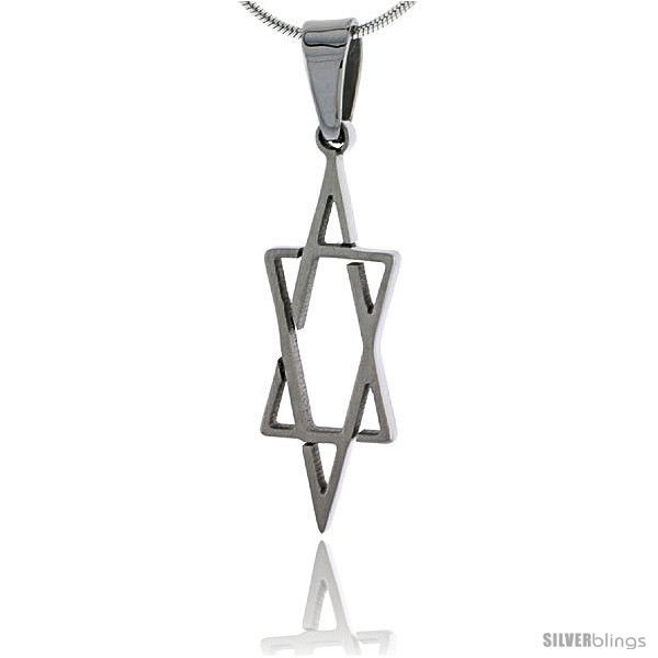 https://www.silverblings.com/2046-thickbox_default/stainless-steel-star-of-david-pendant-1-1-4-in-tall-w-30-in-chain.jpg