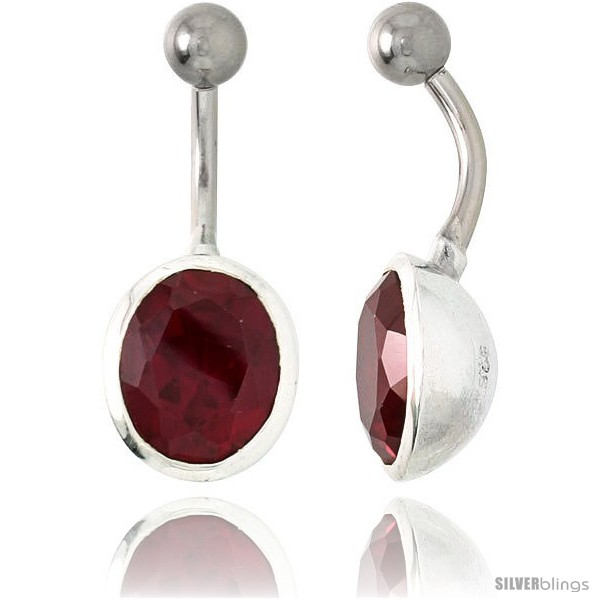 https://www.silverblings.com/20866-thickbox_default/large-oval-belly-button-ring-red-cubic-zirconia-on-sterling-silver-setting.jpg