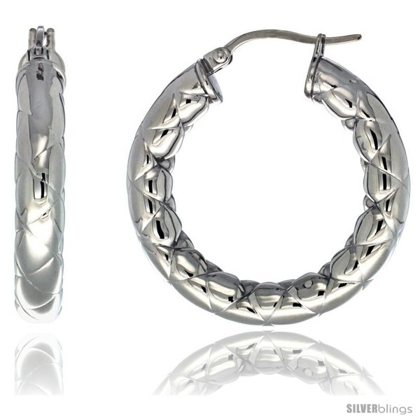 https://www.silverblings.com/2126-thickbox_default/surgical-steel-1-1-4-in-hoop-earrings-zigzag-embossed-pattern-5-mm-fat-tube-feather-weigh.jpg