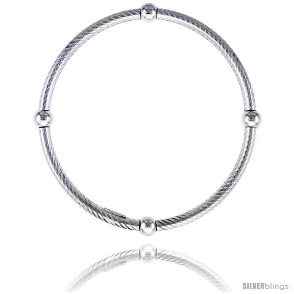 https://www.silverblings.com/21333-thickbox_default/kids-size-sterling-silver-stretch-bangle-4-section-spiral-textured-.jpg