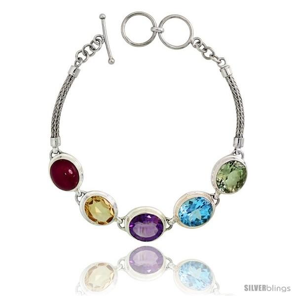 https://www.silverblings.com/21429-thickbox_default/sterling-silver-bali-style-byzantine-toggle-bracelet-w-oval-cut-13x11mm-ruby-amethyst-blue-topaz-citrine-green-amethyst.jpg