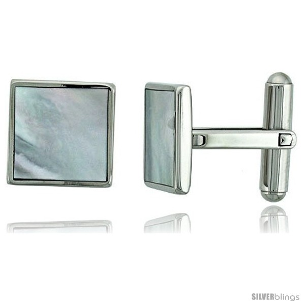 https://www.silverblings.com/2176-thickbox_default/stainless-steel-square-shape-cufflinks-w-natural-mother-of-pearl-inlay-1-2-x-1-2-in.jpg