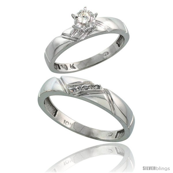 https://www.silverblings.com/22406-thickbox_default/10k-white-gold-2-piece-diamond-wedding-engagement-ring-set-for-him-her-4mm-4-5mm-wide.jpg