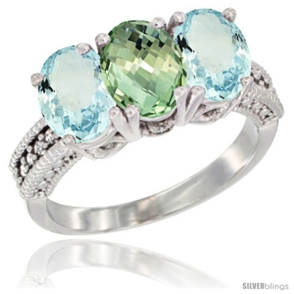 https://www.silverblings.com/22856-thickbox_default/14k-white-gold-natural-green-amethyst-aquamarine-sides-ring-3-stone-oval-7x5-mm-diamond-accent.jpg