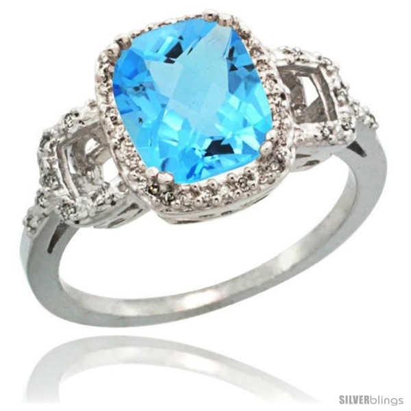 https://www.silverblings.com/2340-thickbox_default/sterling-silver-diamond-natural-swiss-blue-topaz-ring-2-ct-checkerboard-cut-cushion-shape-9x7-mm-1-2-in-wide.jpg