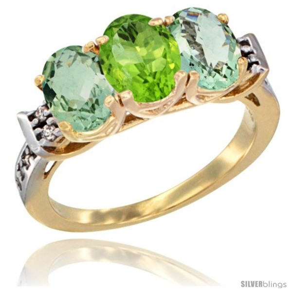 https://www.silverblings.com/236-thickbox_default/10k-yellow-gold-natural-peridot-green-amethyst-sides-ring-3-stone-oval-7x5-mm-diamond-accent.jpg