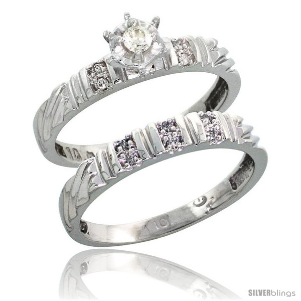 https://www.silverblings.com/24348-thickbox_default/10k-white-gold-ladies-2-piece-diamond-engagement-wedding-ring-set-1-8-in-wide-style-10w117e2.jpg