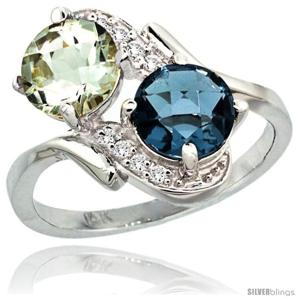https://www.silverblings.com/2464-thickbox_default/14k-white-gold-7-mm-double-stone-engagement-green-amethyst-london-blue-topaz-ring-w-0-05-carat-brilliant-cut-diamonds.jpg