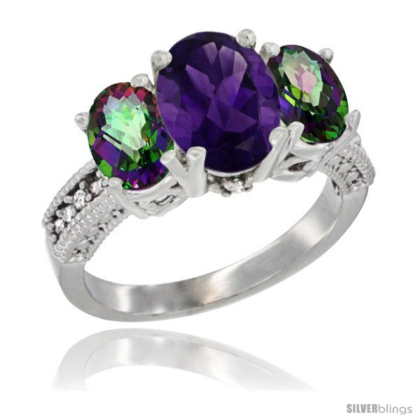https://www.silverblings.com/2471-thickbox_default/10k-white-gold-ladies-natural-amethyst-oval-3-stone-ring-mystic-topaz-sides-diamond-accent.jpg