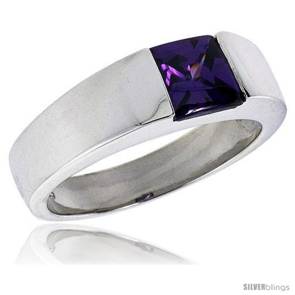 https://www.silverblings.com/2501-thickbox_default/sterling-silver-2-0-carat-size-princess-cut-amethyst-colored-cz-mens-solitaire-ring.jpg