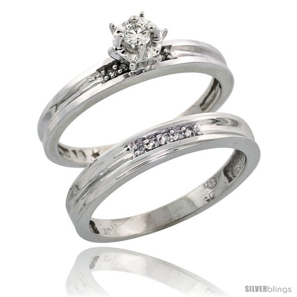 https://www.silverblings.com/25055-thickbox_default/10k-white-gold-ladies-2-piece-diamond-engagement-wedding-ring-set-1-8-in-wide-style-10w119e2.jpg