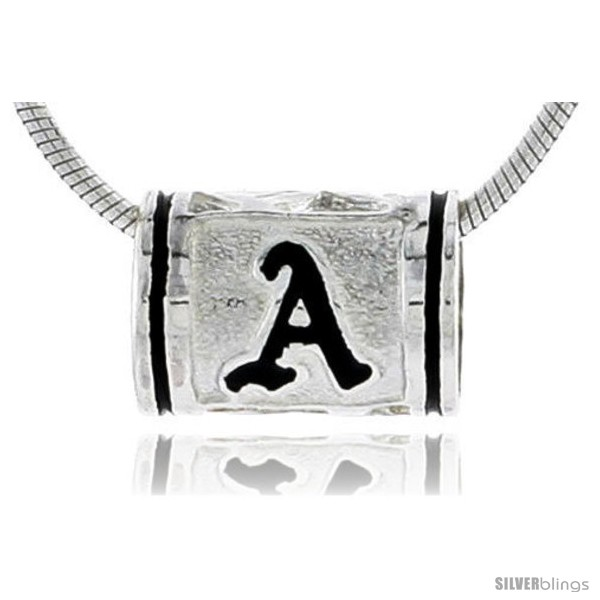 https://www.silverblings.com/25194-thickbox_default/sterling-silver-pandora-type-hawaiian-initial-letter-a-alphabet-bead-charm-1-2-in-wide.jpg