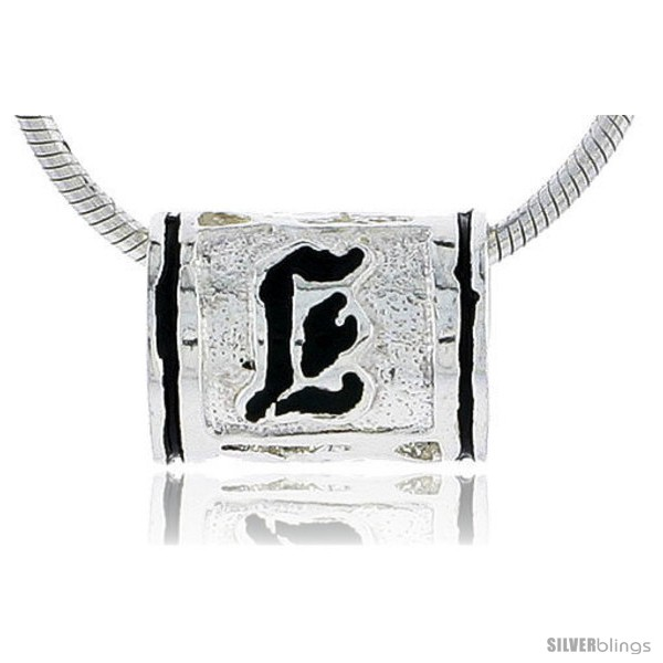 https://www.silverblings.com/25198-thickbox_default/sterling-silver-pandora-type-hawaiian-initial-letter-e-barrel-bead-pendant-1-2-in-wide.jpg