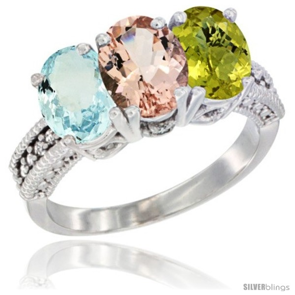 https://www.silverblings.com/25444-thickbox_default/14k-white-gold-natural-aquamarine-morganite-lemon-quartz-ring-3-stone-oval-7x5-mm-diamond-accent.jpg