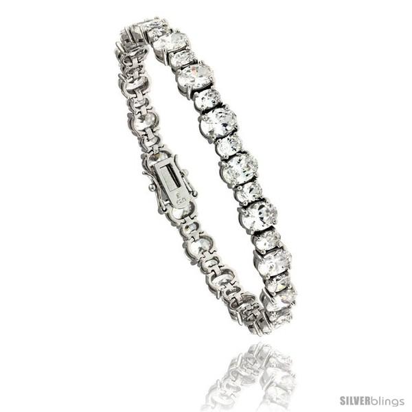 https://www.silverblings.com/25515-thickbox_default/sterling-silver-28-50-ct-size-oval-cut-cz-tennis-bracelet-7-in-9-32-7-mm-wide.jpg