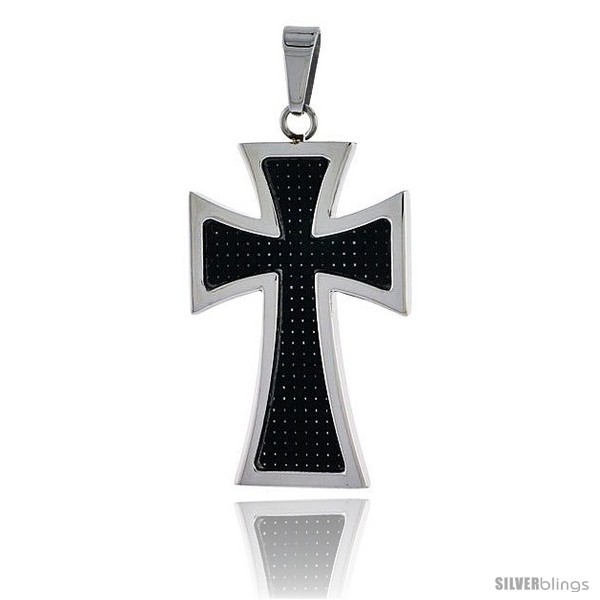 https://www.silverblings.com/2573-thickbox_default/stainless-steel-maltese-cross-pendant-w-carbon-fiber-1-3-8-in-35-mm-tall-w-30-in-chain.jpg
