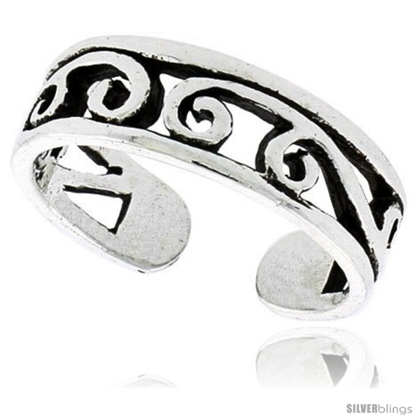 https://www.silverblings.com/25907-thickbox_default/sterling-silver-swirl-adjustable-size-2-5-to-4-5-toe-ring-kids-ring-3-16-in-5-mm-wide.jpg