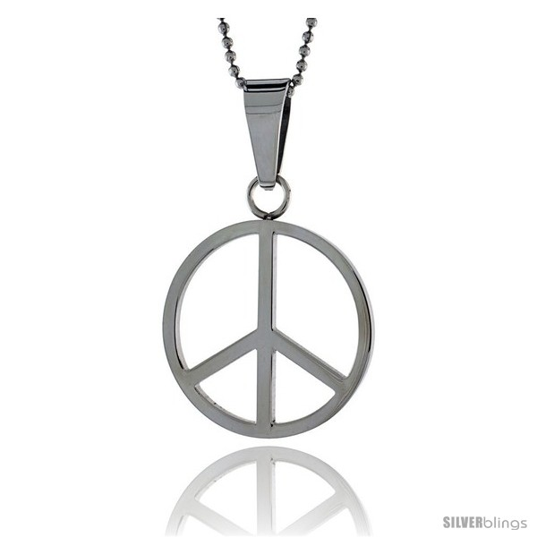 https://www.silverblings.com/2591-thickbox_default/stainless-steel-peace-sign-pendant-1-3-16-in-tall-w-30-in-chain.jpg