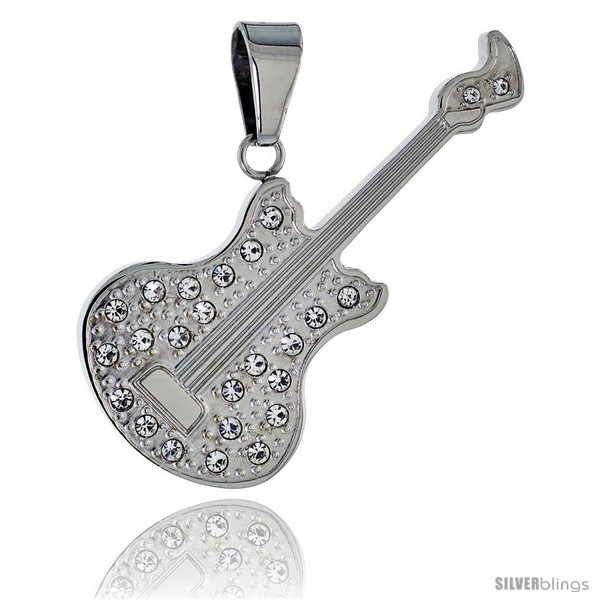 https://www.silverblings.com/2617-thickbox_default/stainless-steel-electric-guitar-pendant-w-cz-stones-30-in-chain.jpg