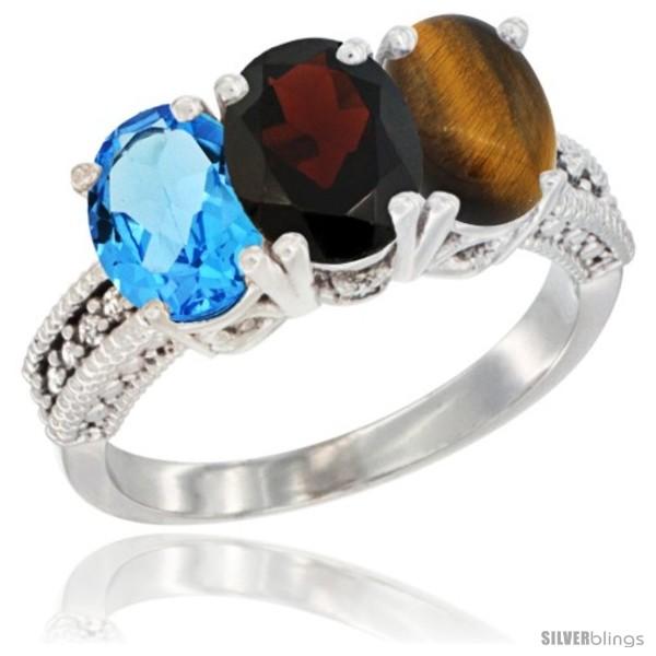 https://www.silverblings.com/26516-thickbox_default/14k-white-gold-natural-swiss-blue-topaz-garnet-tiger-eye-ring-3-stone-7x5-mm-oval-diamond-accent.jpg