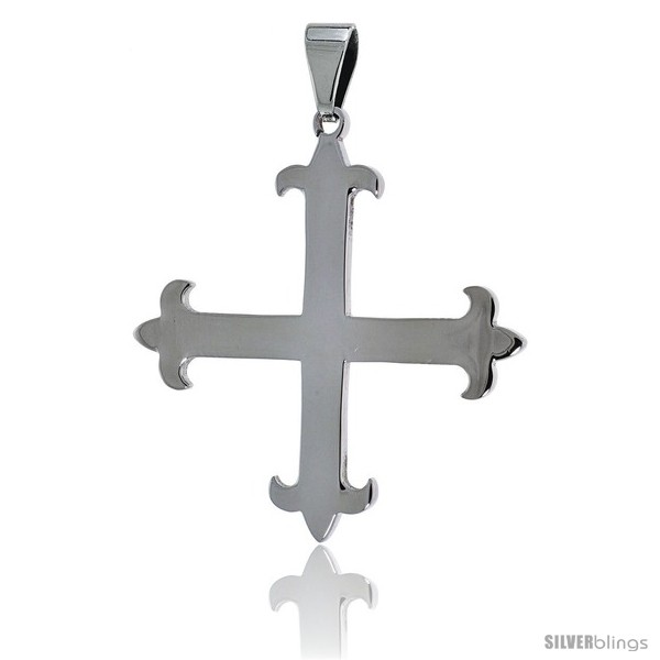 https://www.silverblings.com/2659-thickbox_default/stainless-steel-avis-cross-pendant-1-1-2-in-tall-30-in-chain.jpg