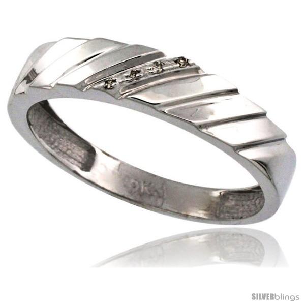 https://www.silverblings.com/27110-thickbox_default/10k-white-gold-mens-diamond-wedding-ring-band-w-0-026-carat-brilliant-cut-diamonds-3-16-in-5mm-wide.jpg
