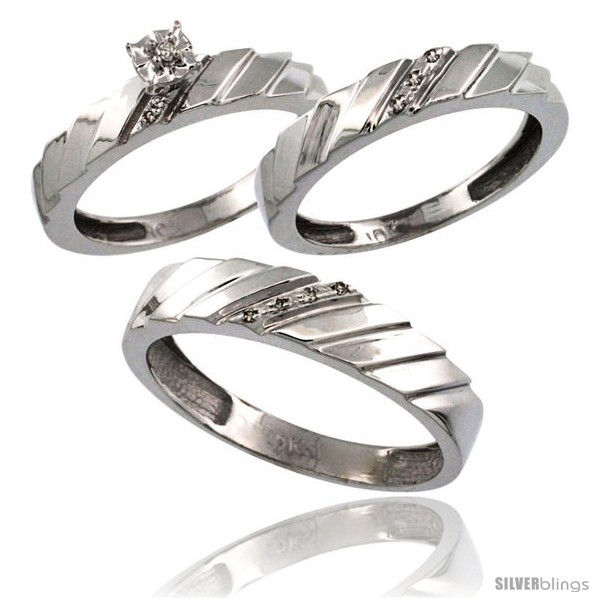 https://www.silverblings.com/27118-thickbox_default/10k-white-gold-3-pc-trio-his-5mm-hers-4mm-diamond-wedding-ring-band-set-w-0-075-carat-brilliant-cut-diamonds.jpg