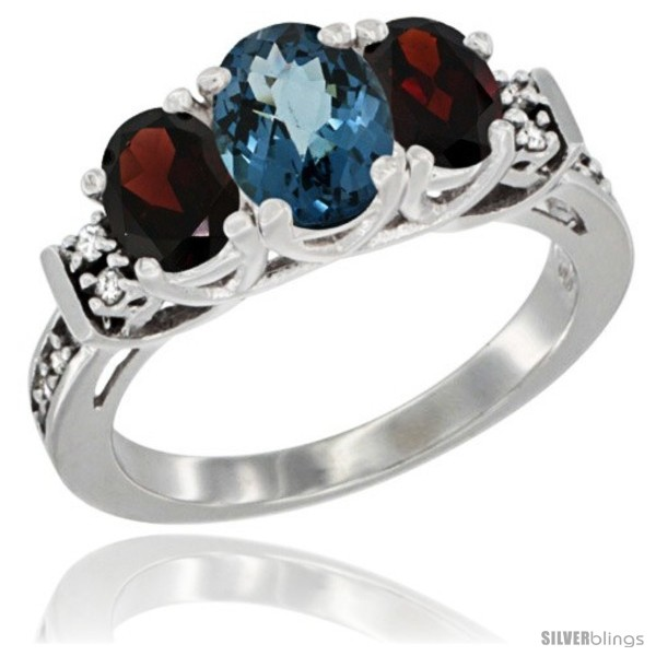 https://www.silverblings.com/2724-thickbox_default/14k-white-gold-natural-london-blue-topaz-garnet-ring-3-stone-oval-diamond-accent.jpg