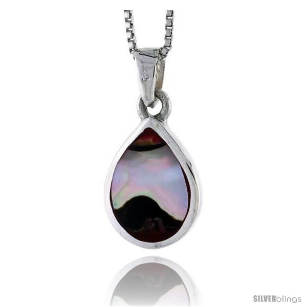 https://www.silverblings.com/27691-thickbox_default/sterling-silver-pear-shaped-shell-pendant-w-colorful-mother-of-pearl-inlay-3-4-20-mm-tall18-thin-snake-chain.jpg