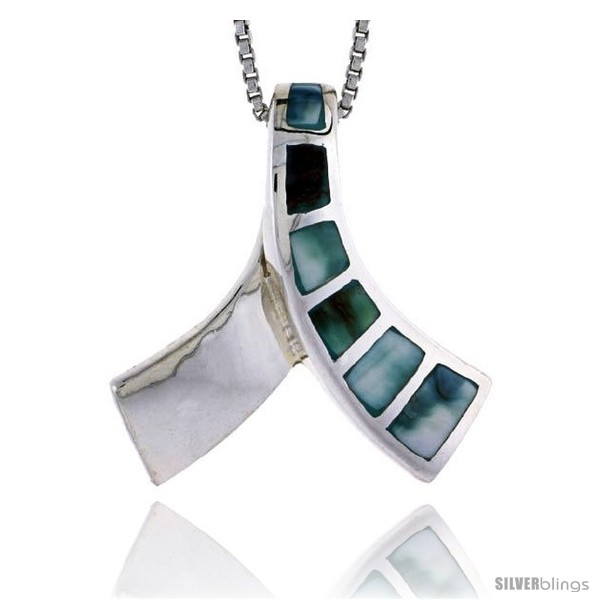 https://www.silverblings.com/27707-thickbox_default/sterling-silver-knot-slider-shell-pendant-w-blue-green-mother-of-pearl-inlay-1-25-mm-tall18-thin-snake-chain.jpg