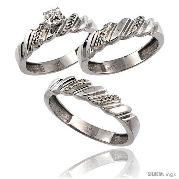 https://www.silverblings.com/27936-thickbox_default/10k-white-gold-3-pc-trio-his-5mm-hers-5mm-diamond-wedding-ring-band-set-w-0-20-carat-brilliant-cut-diamonds.jpg