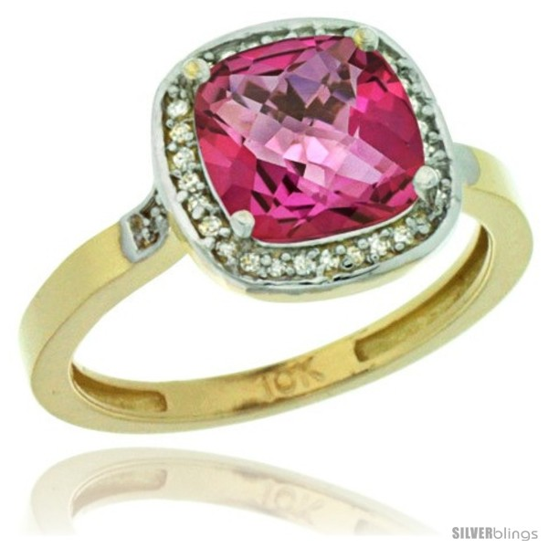 https://www.silverblings.com/28024-thickbox_default/10k-yellow-gold-diamond-pink-topaz-ring-2-08-ct-checkerboard-cushion-8mm-stone-1-2-08-in-wide.jpg