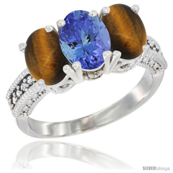 https://www.silverblings.com/28063-thickbox_default/10k-white-gold-natural-tanzanite-tiger-eye-sides-ring-3-stone-oval-7x5-mm-diamond-accent.jpg