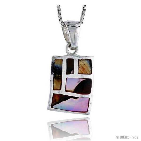https://www.silverblings.com/28080-thickbox_default/sterling-silver-rectangular-shell-pendant-w-colorful-mother-of-pearl-inlay-7-8-22-mm-tall18-thin-snake-chain.jpg