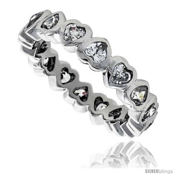 https://www.silverblings.com/28110-thickbox_default/sterling-silver-cubic-zirconia-eternity-band-ring-heart-shaped-3x3mm-rhodium-finish.jpg