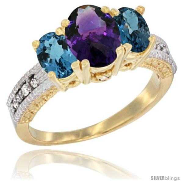 https://www.silverblings.com/28196-thickbox_default/14k-yellow-gold-ladies-oval-natural-amethyst-3-stone-ring-london-blue-topaz-sides-diamond-accent.jpg