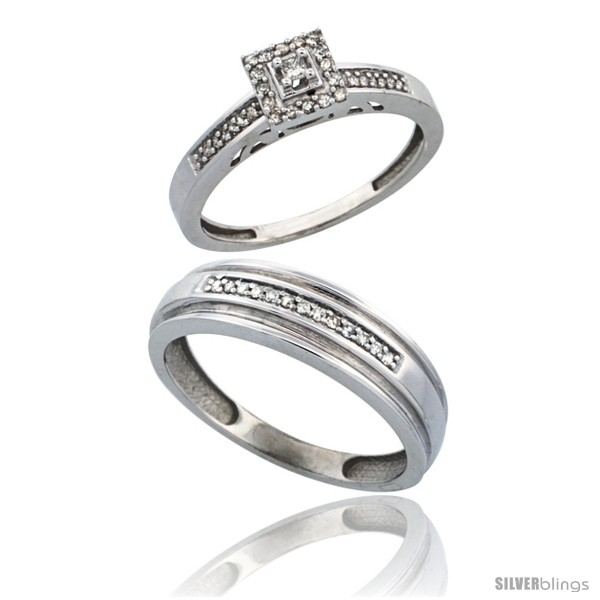 https://www.silverblings.com/28202-thickbox_default/10k-white-gold-2-piece-diamond-ring-set-engagement-ring-mans-wedding-band-w-0-25-carat-brilliant-cut-diamonds-2-.jpg